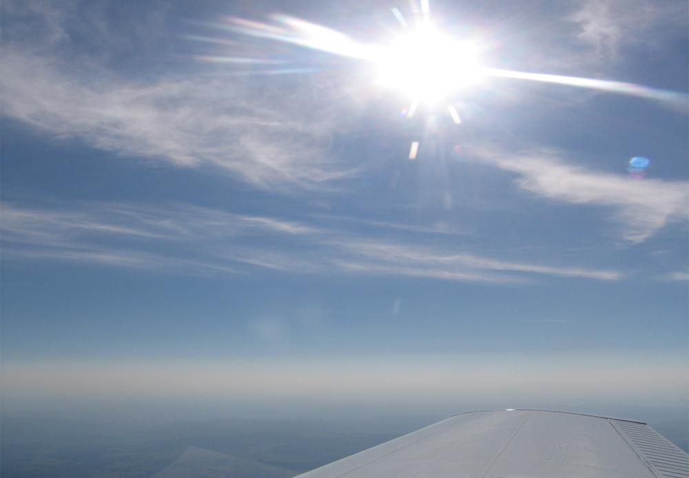 Flugbestattung Himmel Naturbestattung GmbH