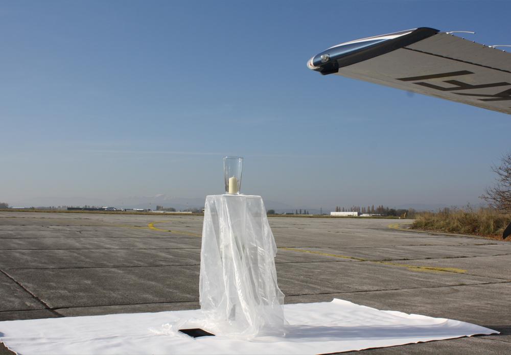 Verabschiedung Flugbestattung Naturbestattung GmbH
