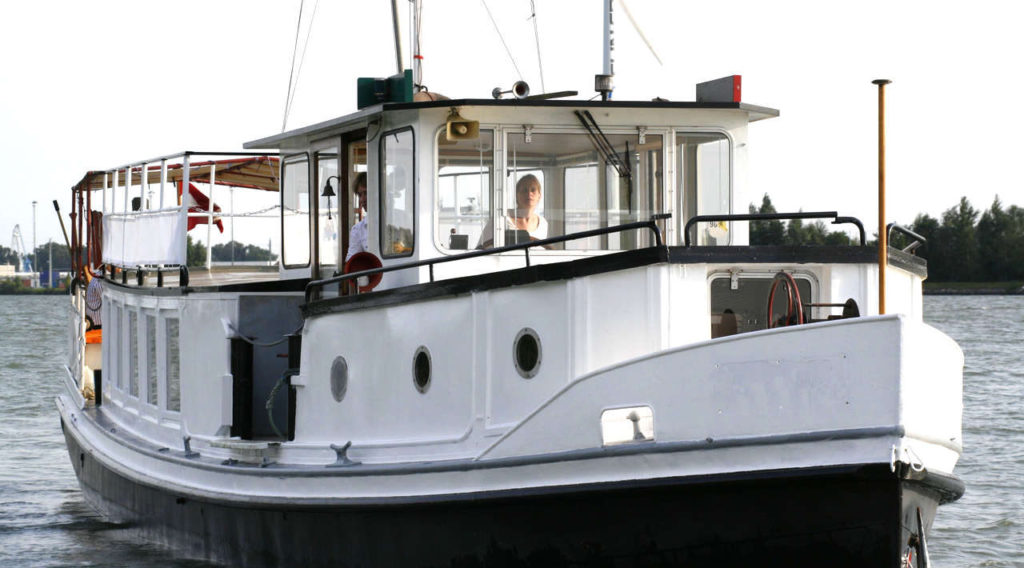 Donaubestattung Schiff Carnuntum