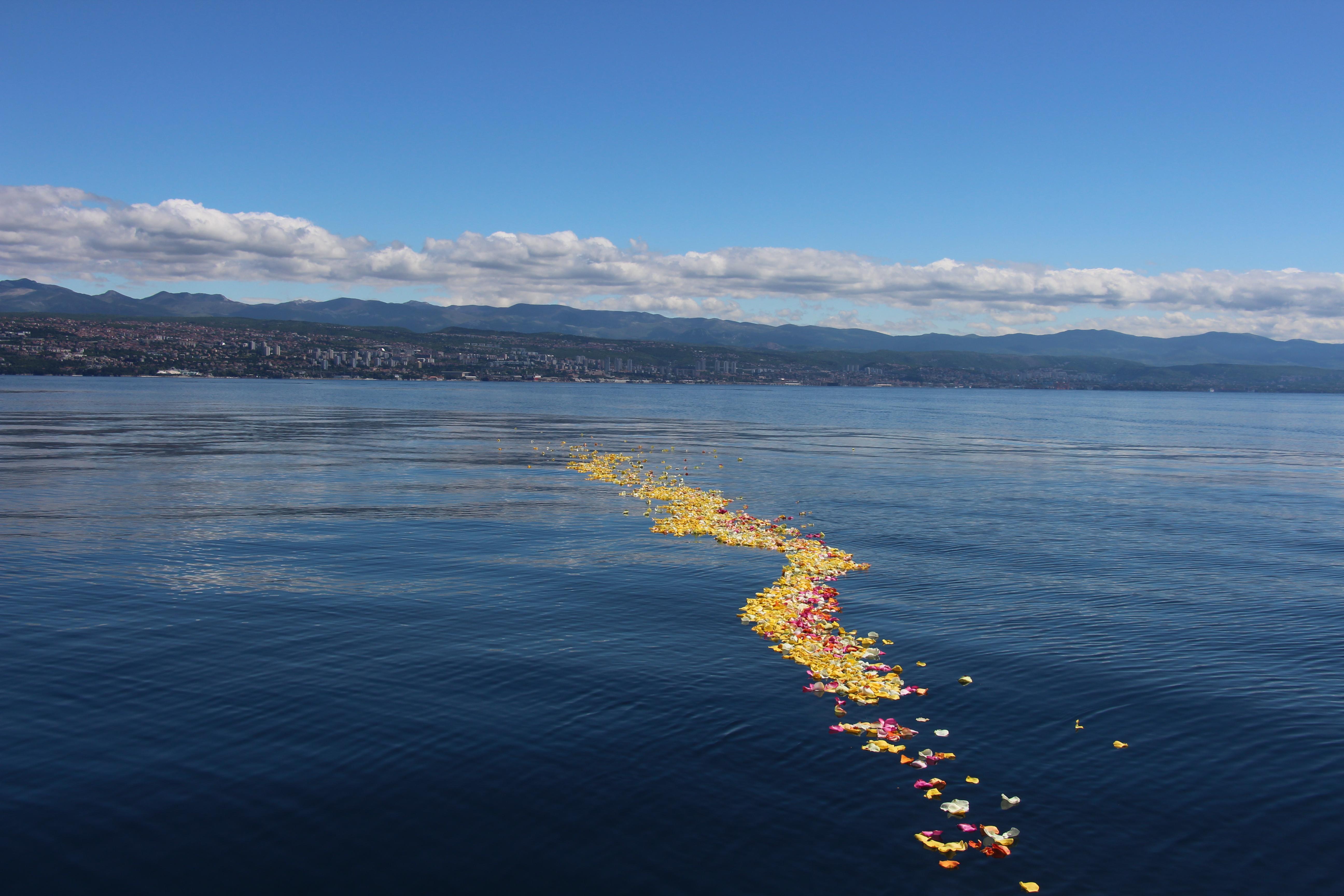 Meerbestattung in Kroatien Aschenverstreuung Naturbestattung Gmbh Zadrobilek