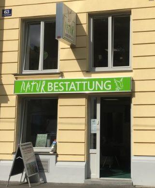 Filiale 1190 Wien Naturbestattung GmbH